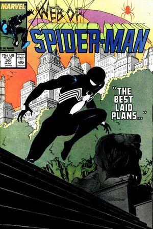 Web of Spider-Man Vol 1 26