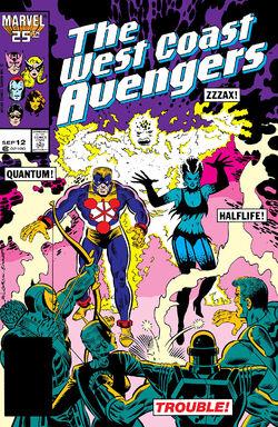 West Coast Avengers Vol 2 12
