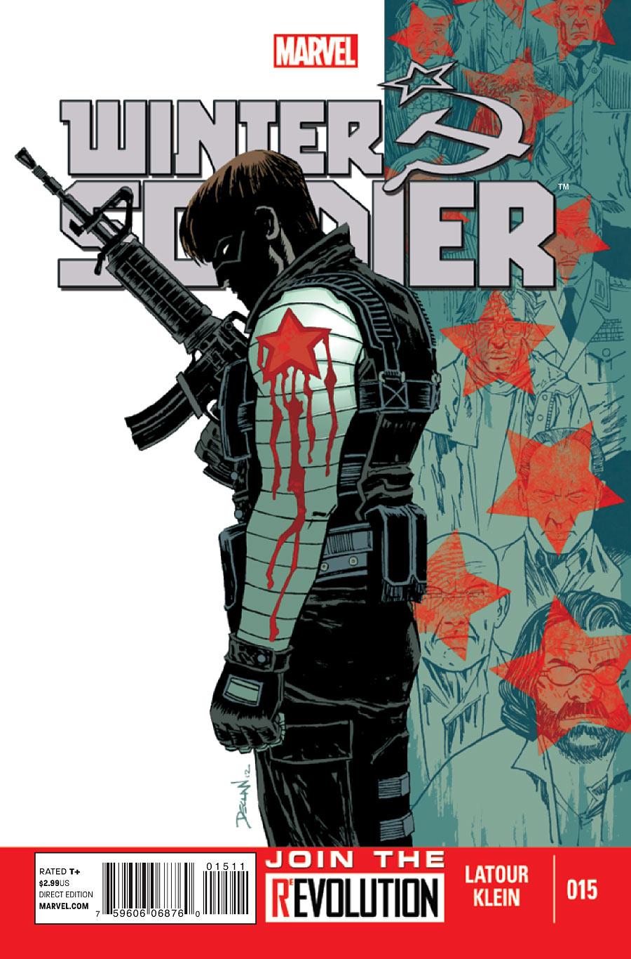 Winter Soldier Vol 1 15