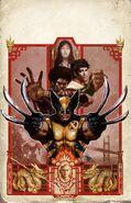 Wolverine Manifest Destiny Vol 1 3 Textless