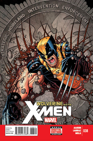Wolverine and the X-Men Vol 1 38