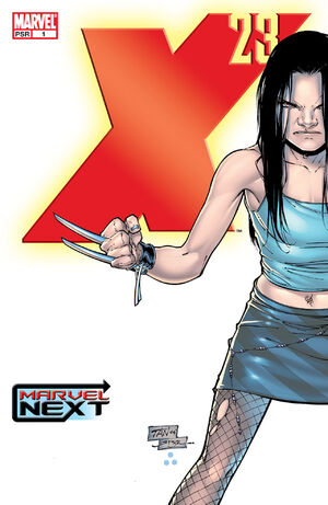 X-23 Vol 1 1
