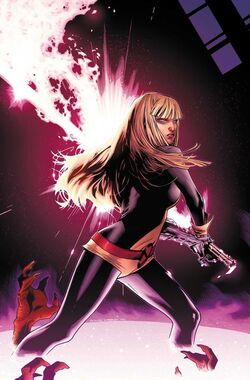 X-Men Return of Magik Vol 1 1 Textless