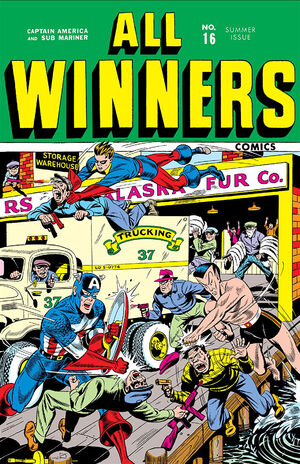 All Winners Comics Vol 1 16