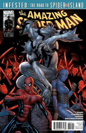 Amazing Spider-Man Vol 1 664