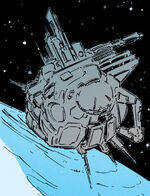 Avalon (Space Station) from X-Men Vol 2 26