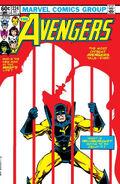 Avengers Vol 1 224