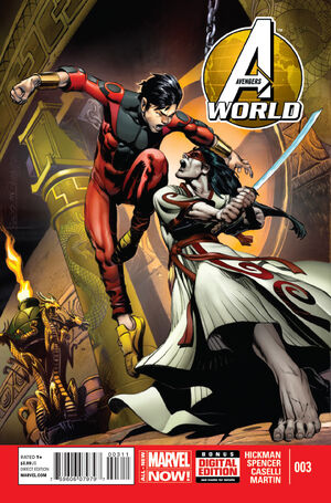 Avengers World Vol 1 3