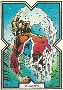 Brian Braddock (Earth-616) from Excalibur Trading Cards 0007