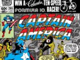 Captain America Vol 1 265