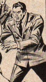 Charlie (Museum Security) (Earth-616) from Doc Savage Vol 2 3 0001