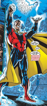 Christina Carr (Earth-616) from Amazing Spider-Man Vol 2 10 0001