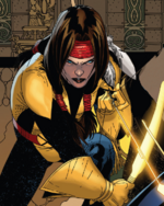 Danielle Moonstar (Earth-616) from Uncanny X-Men Vol 5 21 001