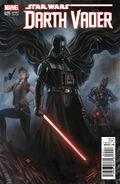 Darth Vader Vol 1 25 Granov Variant
