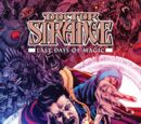 Doctor Strange: Last Days of Magic Vol 1 1