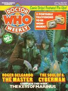 Doctor Who Weekly Vol 1 7