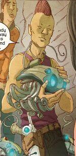 Doyle (Earth-616) Ms. Marvel Vol 3 5