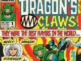 Dragon's Claws Vol 1 1