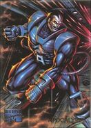En Sabah Nur (Earth-616) from Marvel Masterpieces Trading Cards 1995 0002
