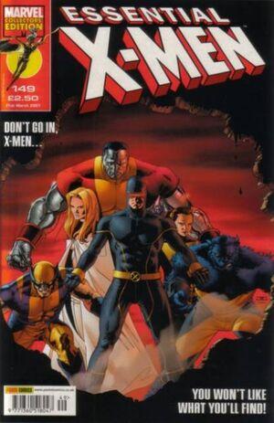 Essential X-Men Vol 1 149