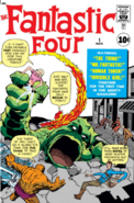 Fantastic Four Vol 1 1