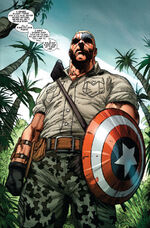 Frank Simpson (Earth-1610) from Ultimate Captain America Vol 1 3 0001