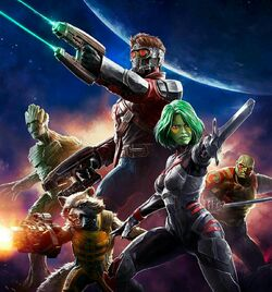 Guardians of the Galaxy (Earth-TRN517) from Marvel Contest of Champions 003