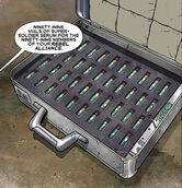 Hawkeye's Package from Wolverine Vol 3 71 001