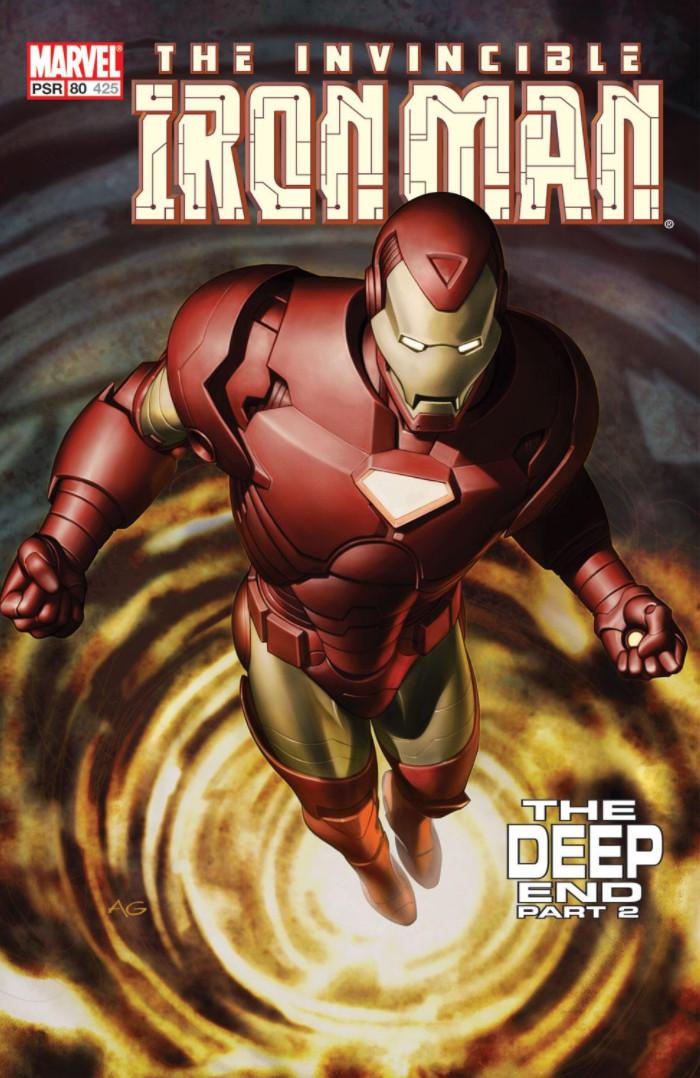 Iron Man Vol 3 80