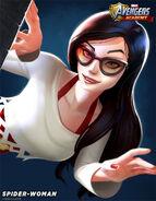 Jessica Drew (Earth-TRN562) from Marvel Avengers Academy 001