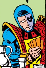Jonathan Hart (Earth-77640) from Fantastic Four Roast Vol 1 1 0001