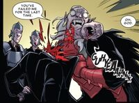 Joshua (Vampire) (Earth-61610) from Mrs. Deadpool and the Howling Commandos Vol 1 3 002