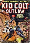Kid Colt Outlaw Vol 1 25