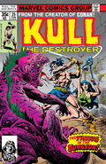 Kull the Destroyer Vol 1 25