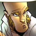 Loughridge (Venom) (Earth-616) from Venom Vol 1 13 001