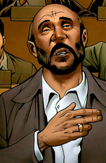 Mahmoud Ahmadinejad (Earth-616) from X-Men Legacy Vol 1 268 0002