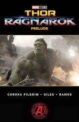 Marvel's Thor: Ragnarok Prelude Vol 1 1