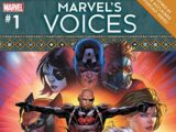Marvel's Voices Vol 1 1
