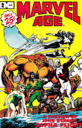 Marvel Age Vol 1 2