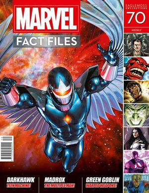 Marvel Fact Files Vol 1 70