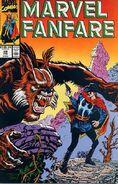Marvel Fanfare Vol 1 49