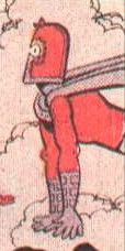 Max Eisenhardt (Earth-89768) from Fred Hembeck Destroys the Marvel Universe Vol 1 1 0001