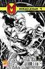 Miracleman Vol 1 1 Wizard World Portland Comic Con Sketch Variant