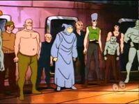 Morlocks (Earth-92131) from X-Men The Animated Series Season 1 5 003