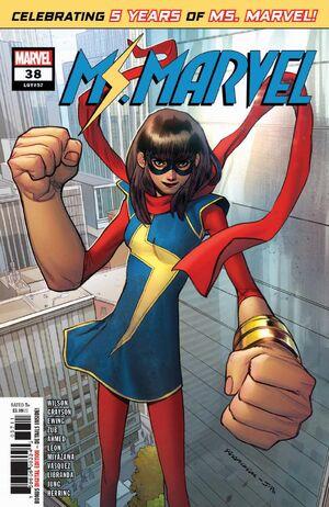 Ms. Marvel Vol 4 38