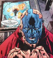 Nathaniel Richards (Immortus) (Earth-6311) from Universe X Vol 1 10 0001