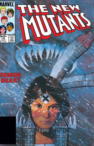 New Mutants Vol 1 18