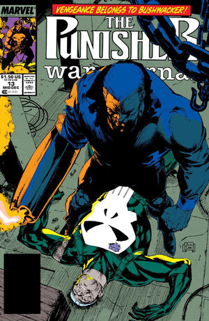 Punisher War Journal Vol 1 13