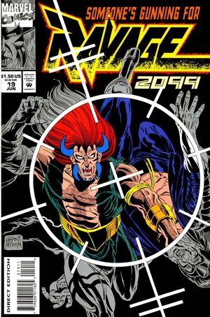 Ravage 2099 Vol 1 19