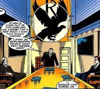 Roxxon Corporation Board of Directors (Earth-616) from Iron Man The Iron Age Vol 1 1 001